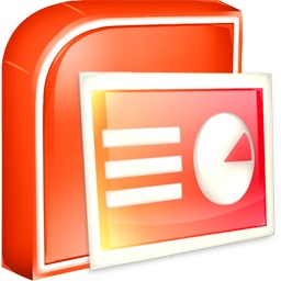powerpoint 2007icon