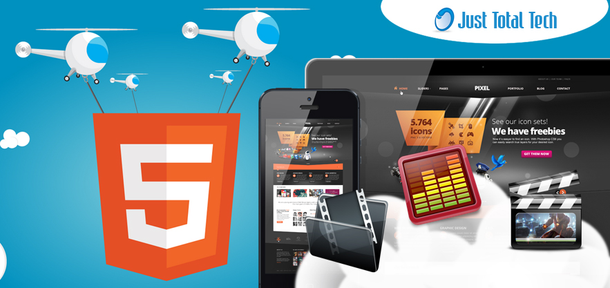 HTML5-web-design-london