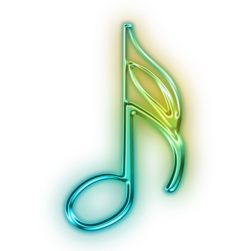 111684-glowing-green-neon-icon-media-music-sixteenth-note